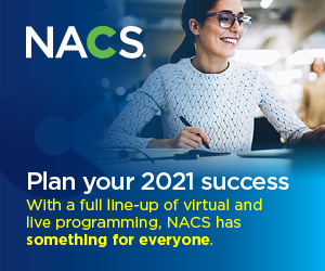 NACS 2021 Events Ad
